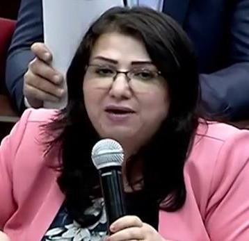 بهار محمود: بعض المدراء العامين يستمر عملهم في مفوضية الانتخابات خلافا للقانون