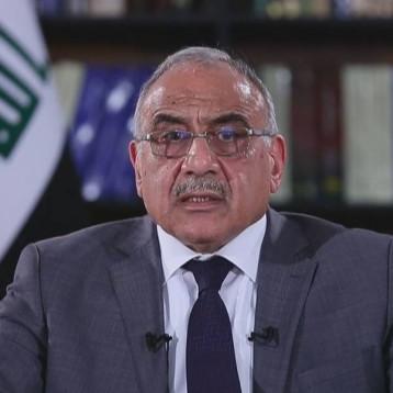 خبير قانوني : عبدالمهدي منتهي الصلاحية ولا يحق له طلب حل البرلمان