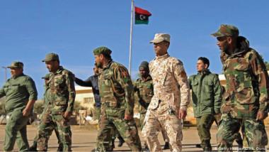 في عملية عسكرية خاطفة .. قوات حفتر تسيطر على سرت شرق العاصمة الليبية