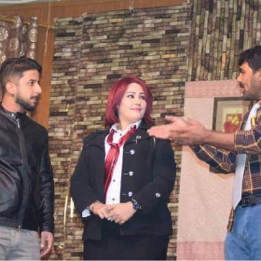 ملاك الخزعلي: مبادرات شبابية تسهم  في تعزيز دور المسرح الهادف 
