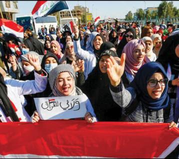 وزير التعليم يلتقي وفدا من الطلبة المتظاهرين ويرفض الاعتداء على المؤسسات التعليمية