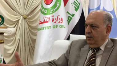 وزير النفط يؤكد سعي الوزارة لتحقيق نقلة تكنولوجية واقتصادية وادارية