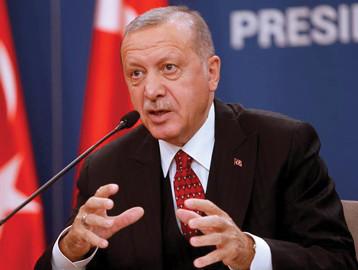 """""""مورننغ ستار"""" تتهم تركيا باحياء داعش في ليبيا واردوغان يهدد اوربا بمواجهة مشكلات اذا اسقطت حكومة """"السراج"""""""