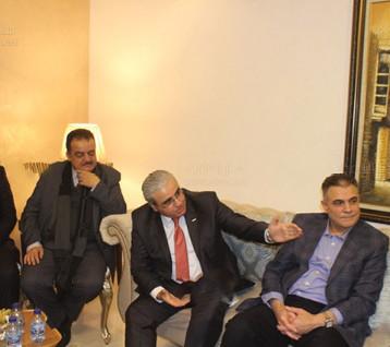 18 مليار دولار حجم الاستثمارات العراقية  في الأردن ونعتزم زيادة حركة التجارة بين البلدين
