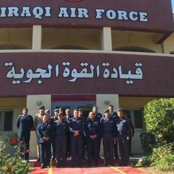 مباحثات عراقية باكستانية لتدريب الطيارين العراقيين
