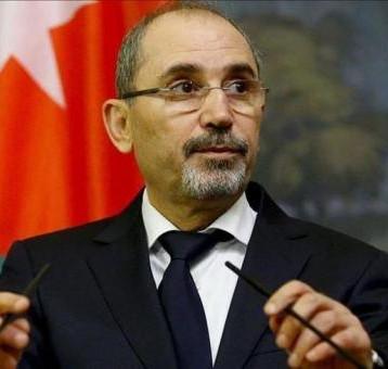 وصول وزير الخارجية الأردني إلى بغداد