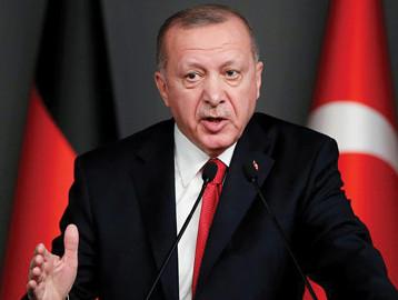 أردوغان: بحثت مع بوتين إمكانية توسيع جهود دعم السلام في قره باغ