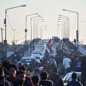 البعثة الأممية في البلاد تدين العنف واستهداف المتظاهرين السلميين ببنادق الصيد