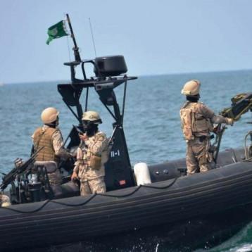 التحالف بقيادة السعودية يحبط هجوما  للحوثيين  في البحر الأحمر