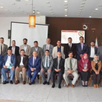 الجمعية العراقية للبحوث والدراسات الطبية تعقد اجتماع الهيئة العامة لعام 2020