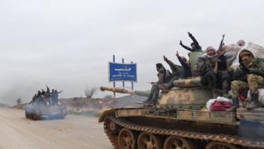القوات السورية تستعيد معظم حلب قبل يوم من محادثات جديدة بين تركيا وروسيا