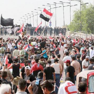 بعد غد الثلاثاء.. مسيرة مليونية يرفع بها المتظاهرون وتائر احتجاجاتهم