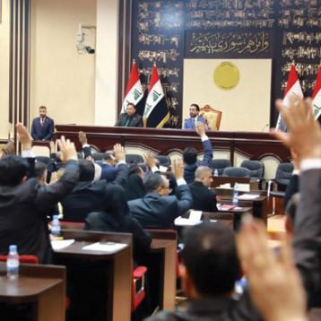 تحالف القوى: 216 نائباً يرفضون تمرير الحكومة وخلاف كبير بين علاوي والحلبوسي
