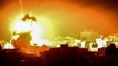 طائرات إسرائيلية تقصف أهدافا لحركة الجهاد الإسلامي في سوريا وغزة