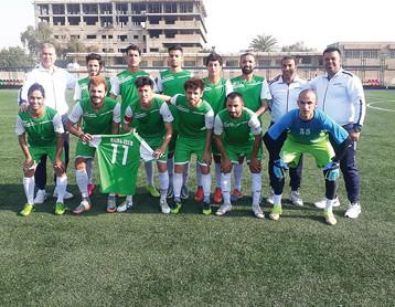 نادي حيفا يتوج بكأس بطولة شهداء التايكواندو السابعة لكرة القدم