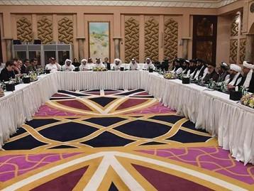 واشنطن وطالبان توقعان اتفاق سلام قريبا بعد استكمال المفاوضات بينهما