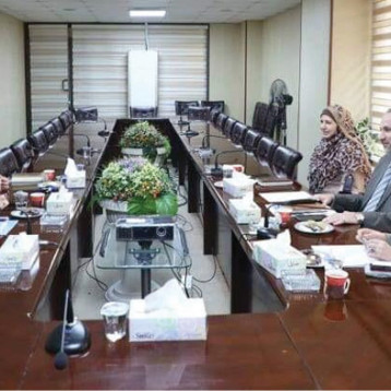 وزارة التعليم تبحث مع بعثة الأمم المتحدة تطوير العملية التعليمية في العراق
