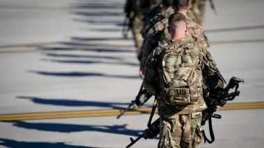 العراق يثمن جهود القوات الامريكية والتحالف الدولي في دحر داعش