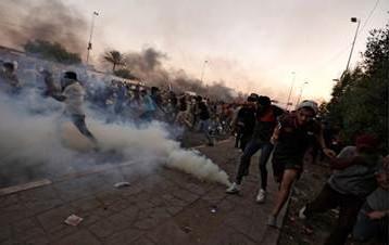 545 شهيدا و79 مختطفا و24 الف إصابة  في صفوف المتظاهرين والامن منذ بدء التظاهرات