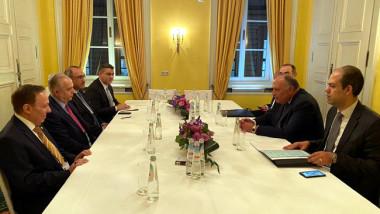 العراق ومصر يؤكدان أهمية تفعيل التعاون الأمنيّ والاستخباريّ لمكافحة الإرهاب
