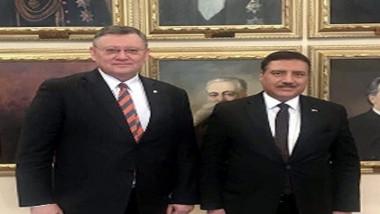 بغداد وموسكو تبحثان تسهيل آلية منح سمات دخول العراقيين إلى روسيا