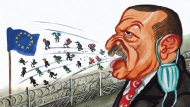 اردوغان والاتحاد الاوروبي