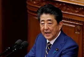 رئيس وزراء اليابان يسعى لتعديل قانون يتيح له إعلان الطوارئ