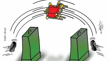 كاريكاتير عاصم جهاد