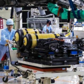 ارتفاع  الإنتاج الصناعي في اليابان برغم كورونا
