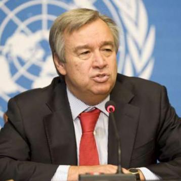 الامين العام للامم المتحدة يدعو العالم إلى حماية النساء من العنف بسبب الحجر المنزلي
