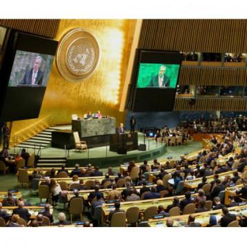 """الجمعية العامة للأمم المتحدة تدعو إلى """"تعاون دولي"""" في مواجهة كوفيد-19"""