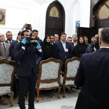 النصر: نقبل الاعتراضات على الزرفي لو كانت من ارادة وطنية وليست من ايران!