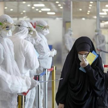 الصحة العالمية تتوقع ازدياد إصابات كورونا في البلاد وانحسارها اواخر ايار المقبل