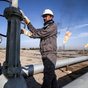 """""""النفط"""": انخفاض كبير بمعدل الايرادات المالية للخام في آذار"""