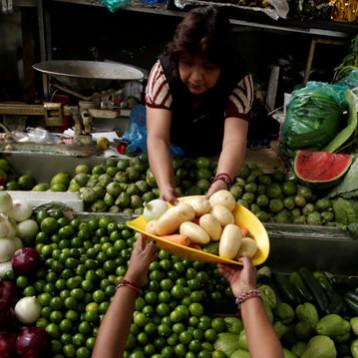 انخفاض أسعار الغذاء العالمية في آذار