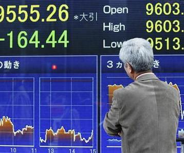 تراجع مؤشر الأسهم اليابانية