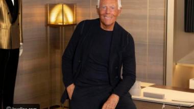 مصانع جورجيو أرماني: من إنتاج الملابس الفاخرة إلى الملابس الطبية