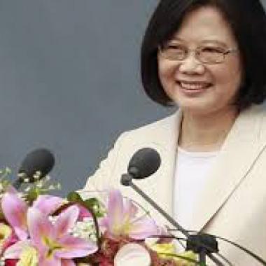 رئيسة تايوان ترفض السيادة الصينية وبكين تقول لا مفر من إعادة التوحيد