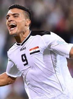 أحمد ياسين: الدوري السويدي بوابتي لمنتخب العراق