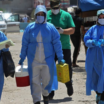 الصحة: نسبة الاشغال السريري للمصابين بكورونا تبلغ 5 % وتنفي حجر المصابين  في المنازل