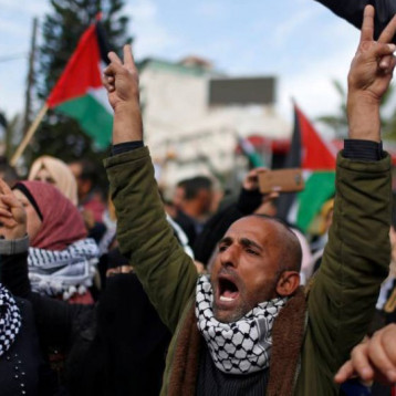 القادة الفلسطينيون يكافحون لتعبئة الشارع في مواجهة مخطط الضم الإسرائيلي