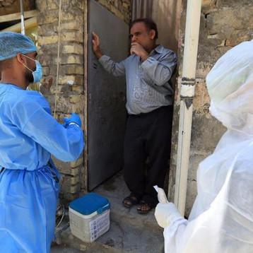 الموقف الوبائي في البلاد خطير ومخاوف من الاخفاق في  السيطرة على تصاعد الاصابات