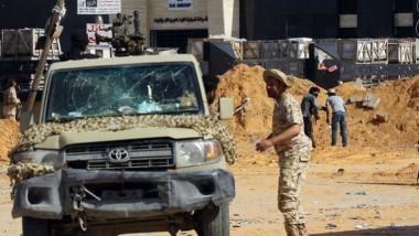 """قوات الوفاق تعلن بدء معركة """"تحرير المطار"""" في طرابلس"""
