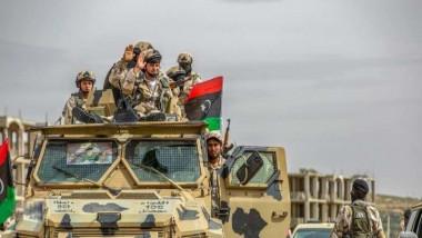 ليبيا: استعادة وحدات تابعة للجيش الوطني مدينة الأصابعة بالتزامن مع اصابات جديدة بكورونا