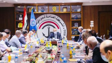 مدير موانئ العراق للصباح الجديد :  الحفاظ على سلامة العاملين من كورونا وتأمين وصول البضائع للمواطن من أولوياتنا