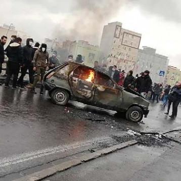 وزير الداخلية الايراني يقر بمقتل اكثر من 200 شخصا باحتجاجات البنزين