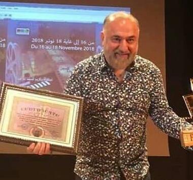 """""""وصمة عار"""" افضل فيلم وثائقي عالمي في مهرجان بارنز السينمائي البريطاني"""