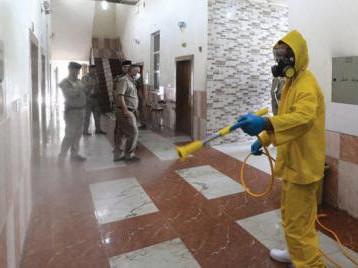 الأزمة النيابية: العراق دخل في مرحلة تفشي وباء كورونا