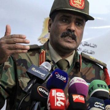 الجيش الليبي ينشر منظومات دفاعية على جبهتي سرت والجفرة