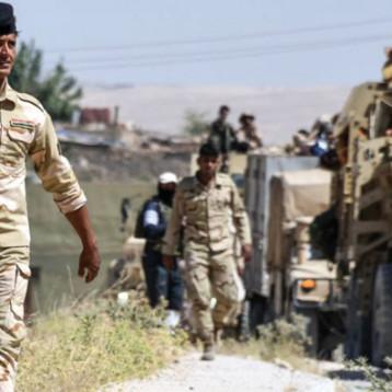 القوات العسكرية تصل مناطق عصية في ديالى بقيت خارج السيطرة منذ 2003